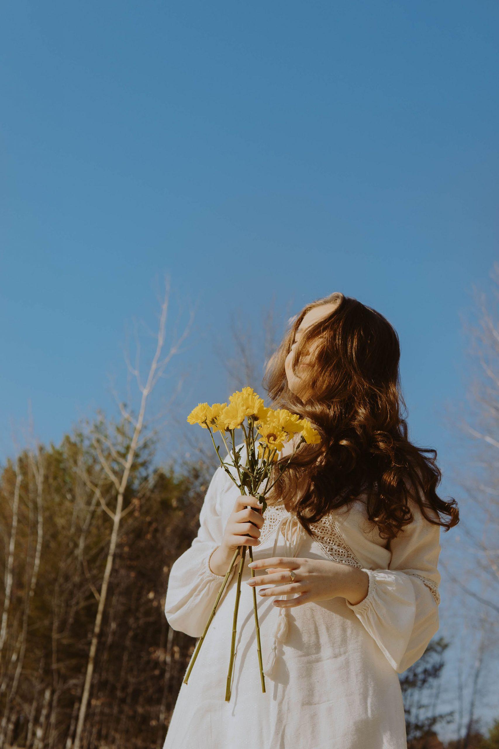 Cô gái khơi dậy lòng trắc ẩn để thu hút điều tích cực