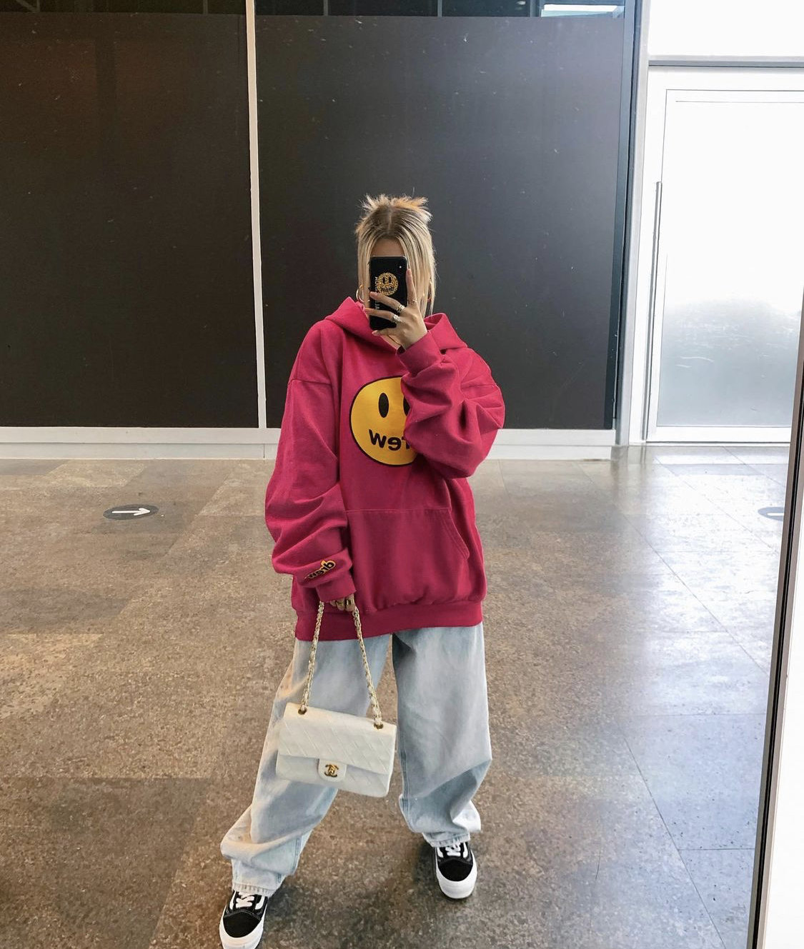áo khoác hoodie Drew