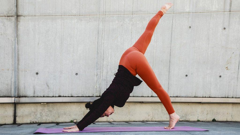 Các bài tập cardio kết hợp bài tập yoga là phong cách luyện tập mới