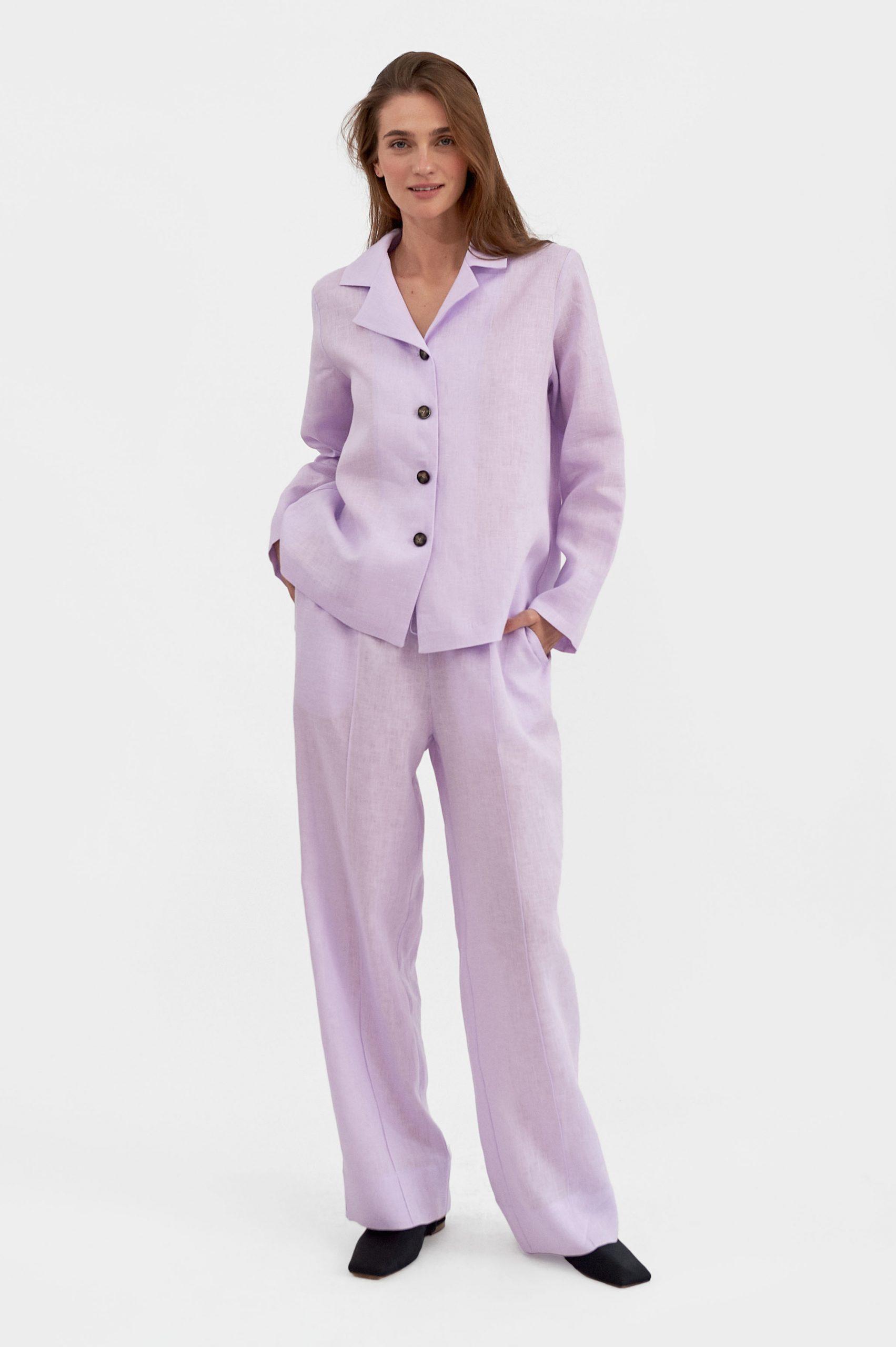 Linen pyjama