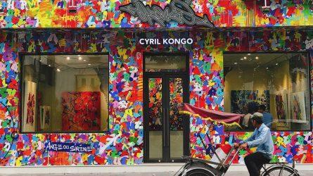 Cyril Kongo và nghệ sĩ Việt Nam cùng phối hợp trong dự án nghệ thuật Âm - Thanh Sắc - Màu