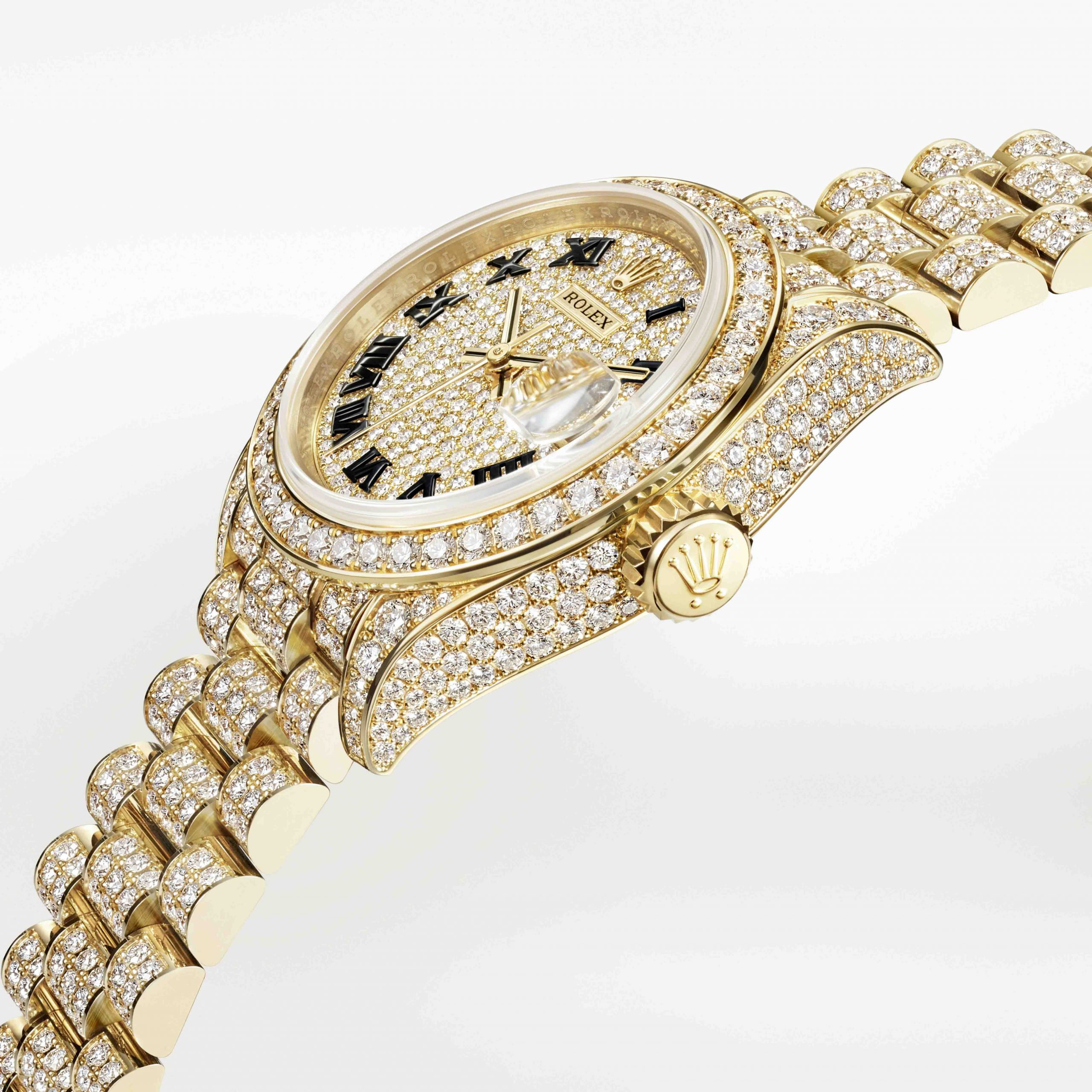 đồng hồ Rolex Oyster Perpetual Lady-Datejust