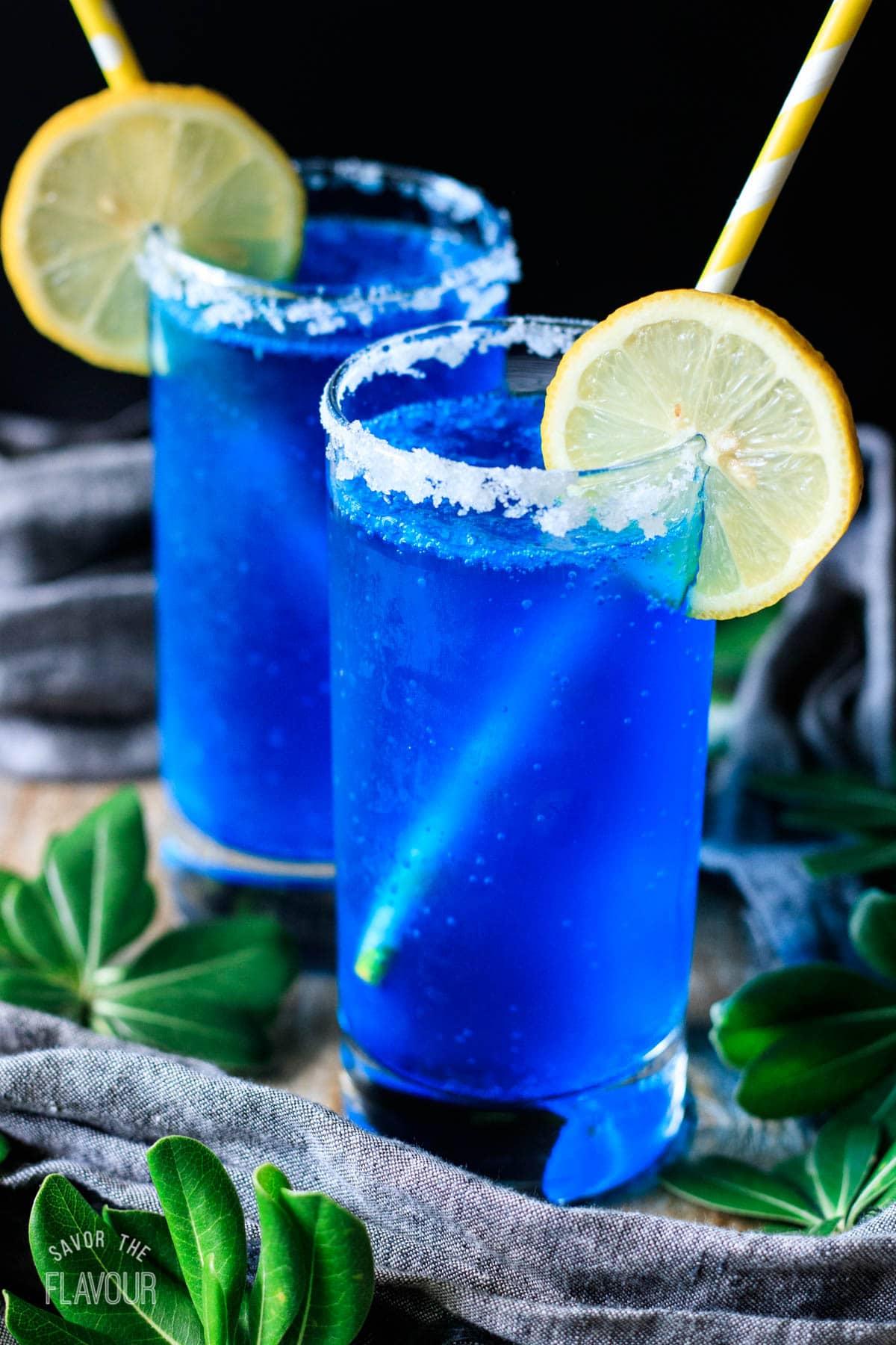 pha chế blue lagoon