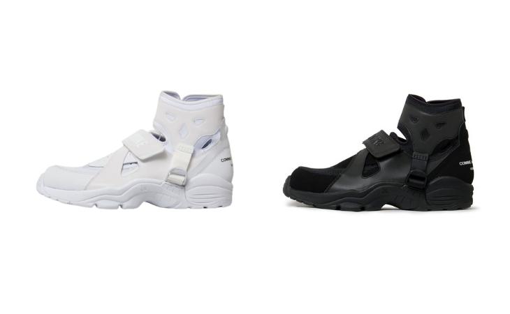 Thiết kế Air Carnivore Nike x Commes Des Garcons