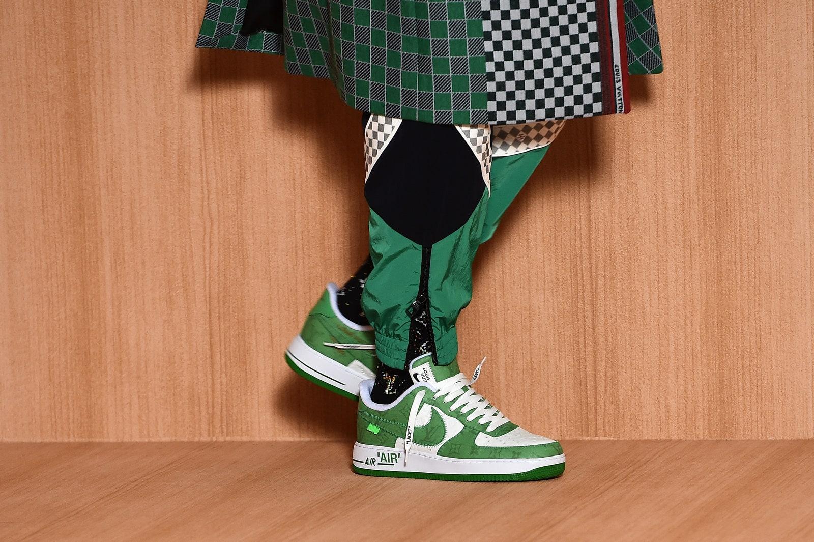 Nike hợp tác cùng Louis Vuitton