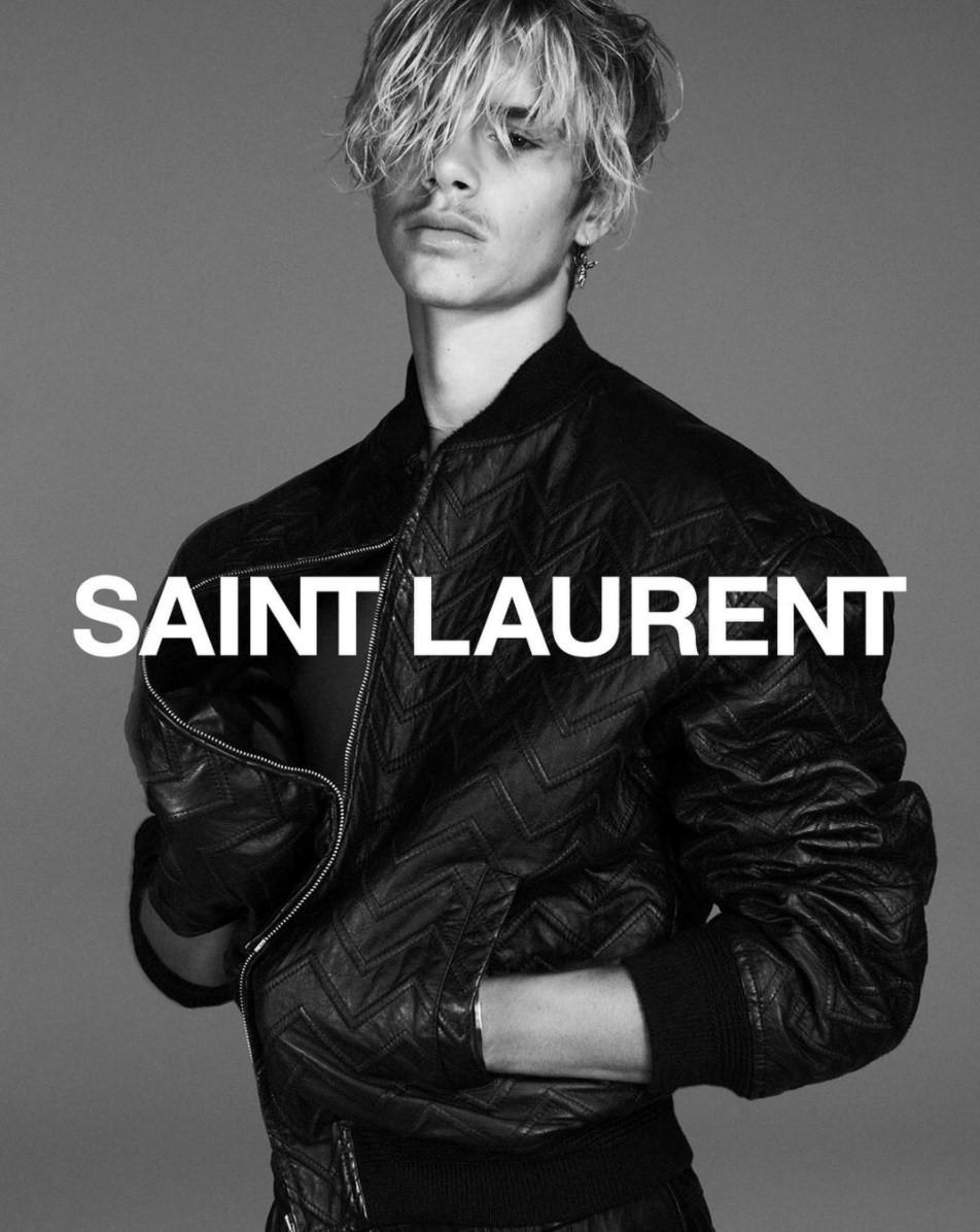 Saint Laurent FW 21 campaign