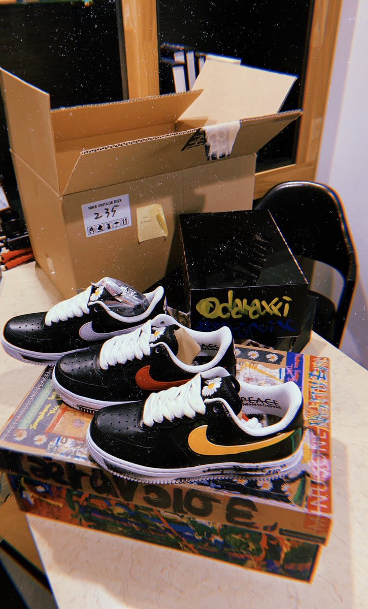 Nike x GDragon