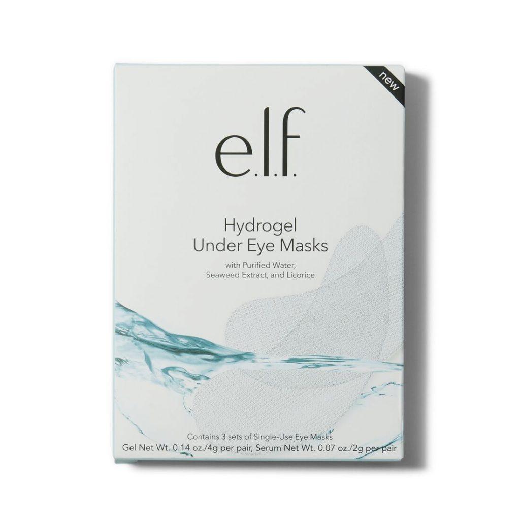 Mặt nạ mắt e.l.f. Cosmetic Hydrogel Under Eye Mask