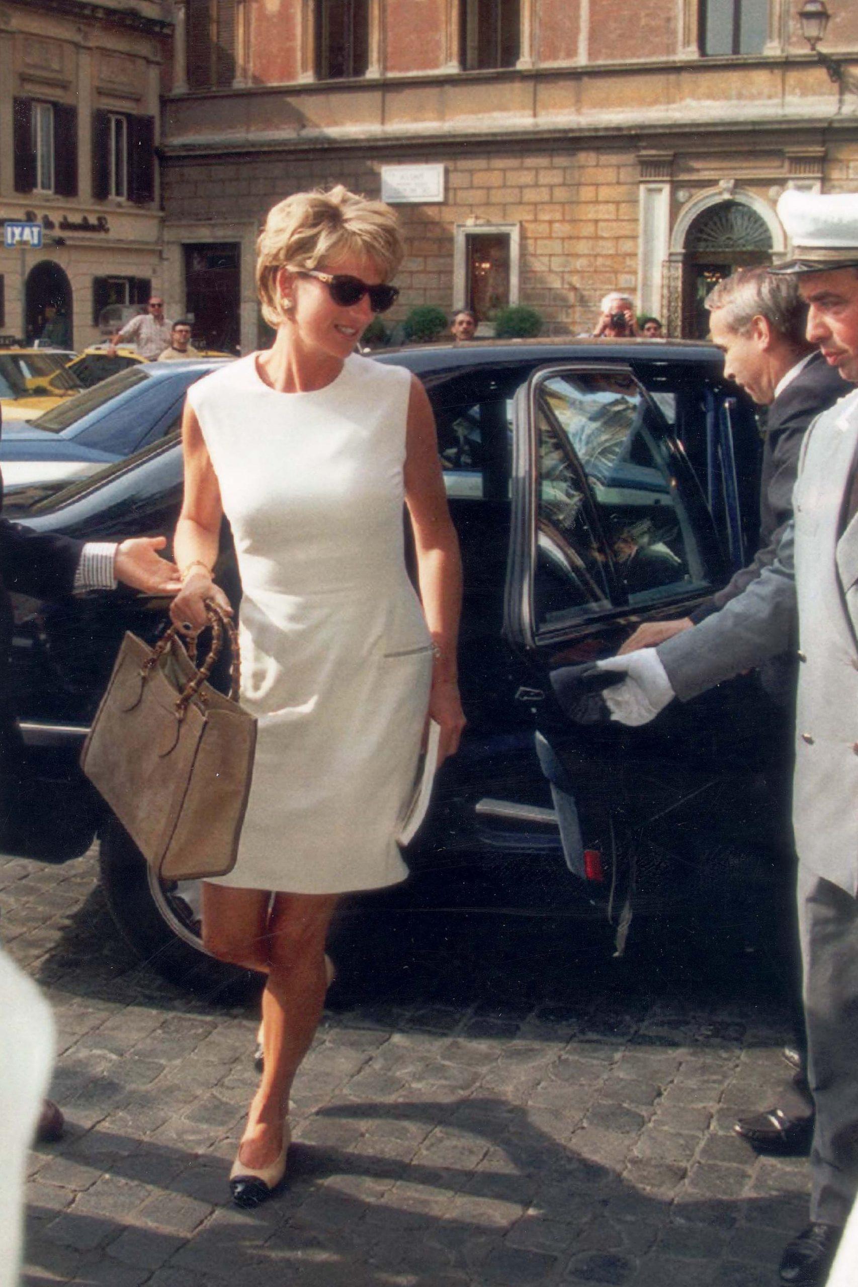 Diana Gucci Bag