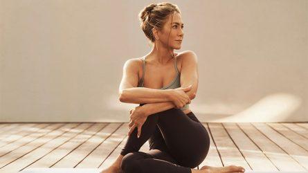 Jennifer Aniston - Lối sống lành mạnh mang đến vẻ đẹp không tuổi