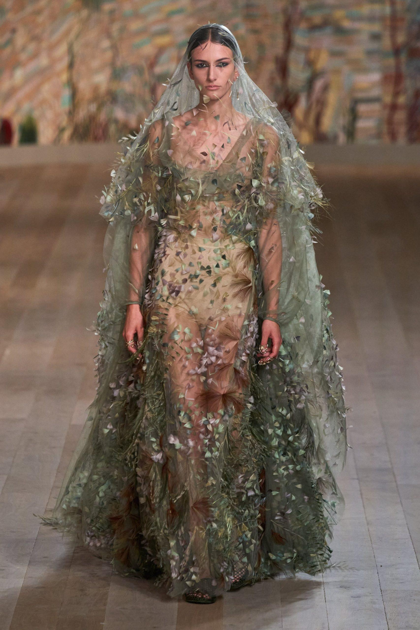 final look Dior