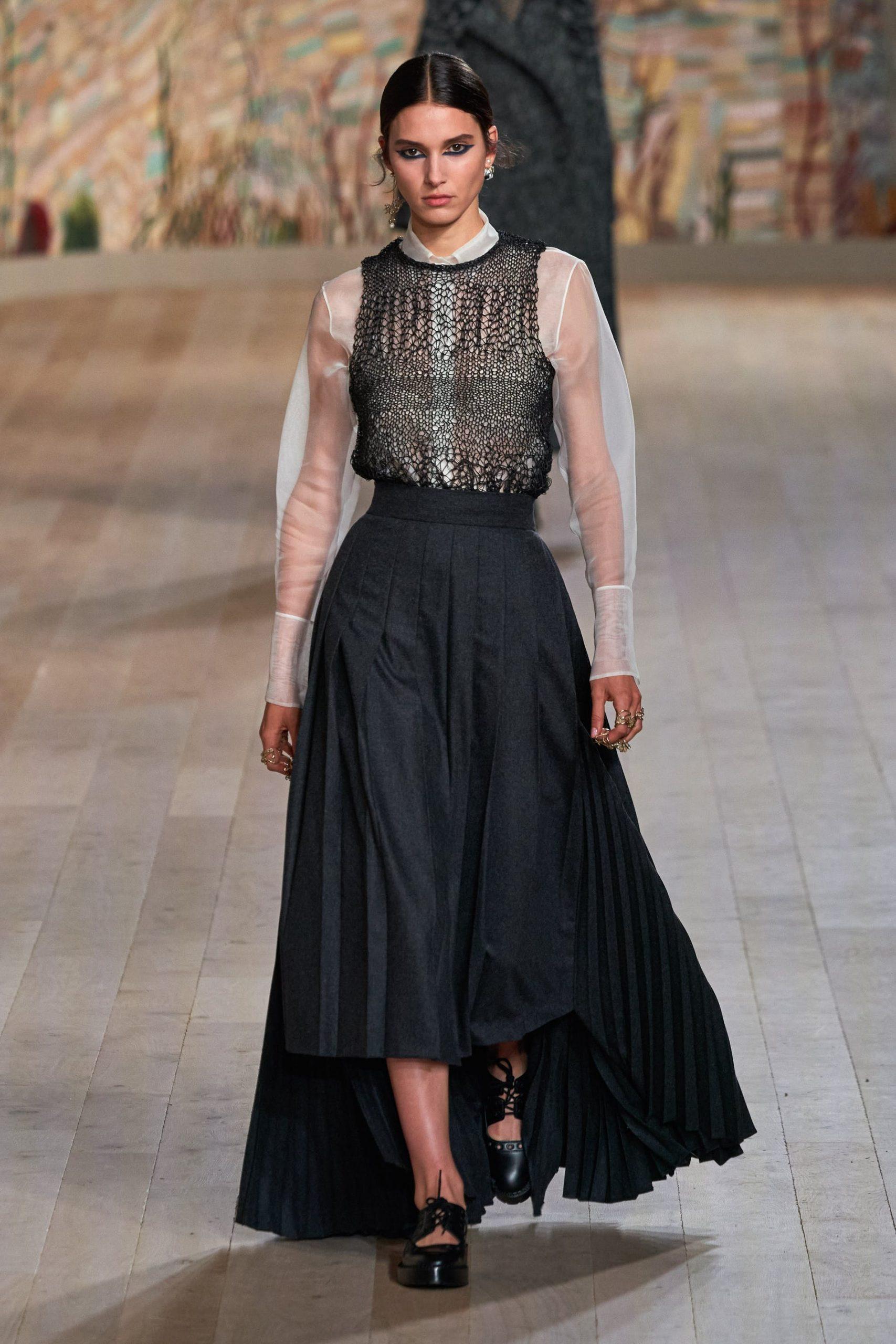 haute couture thu-đông 2022 Dior