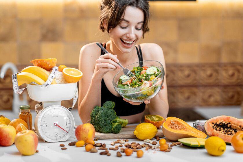 Chế độ ăn uống là yếu tố quan trong giúp chống lão hóa da