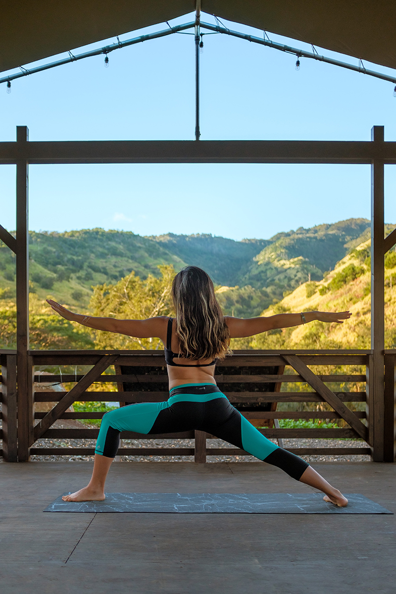 Chống lão hóa với các bài tập thể dục mỗi ngày