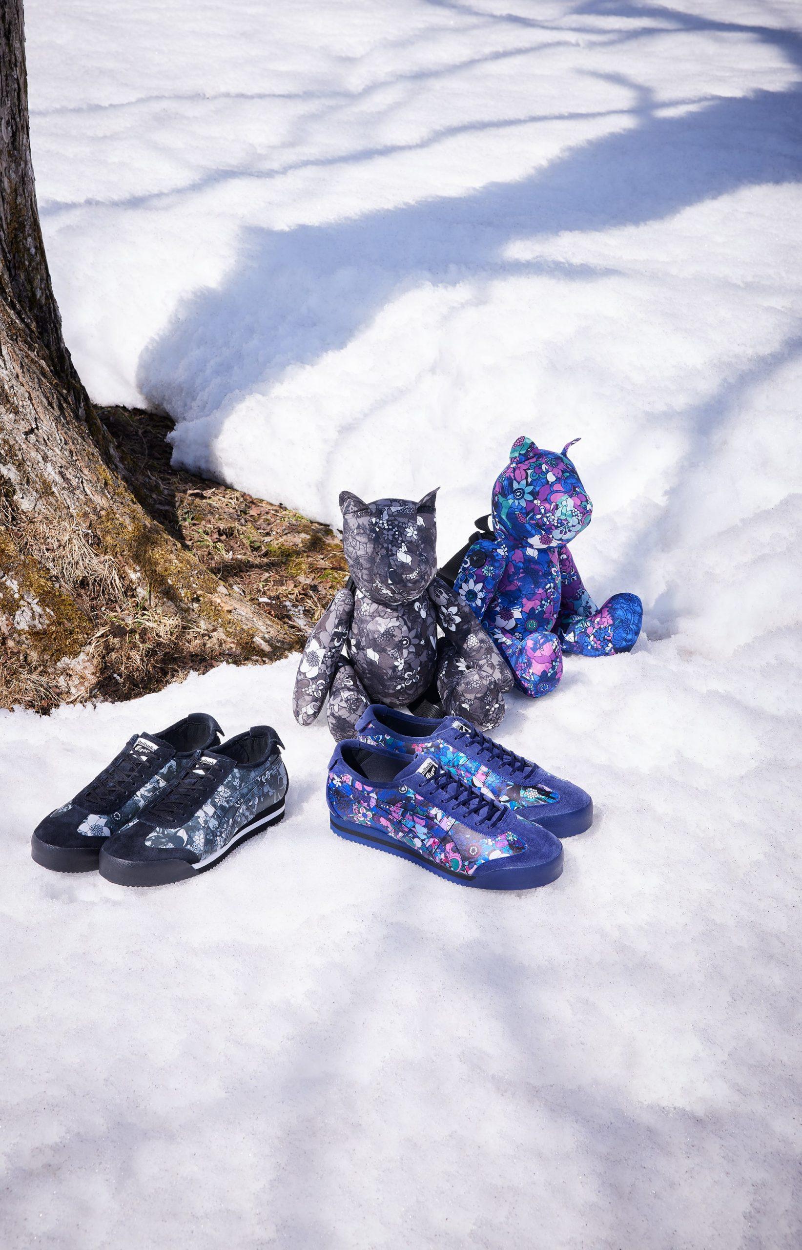 gấu bông và giày ot aw21