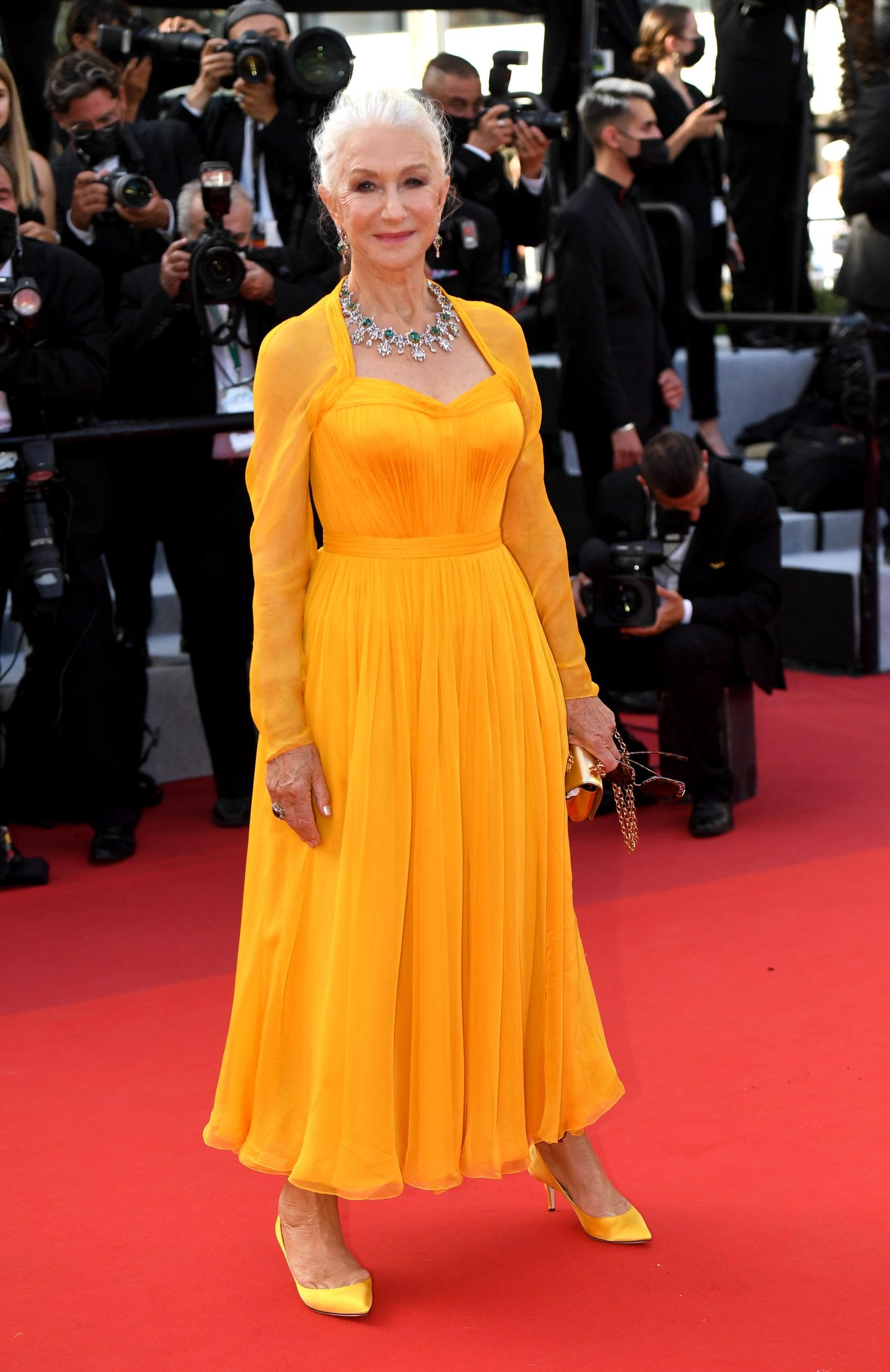 sự kiện thảm đỏ Cannes lần thứ 74
