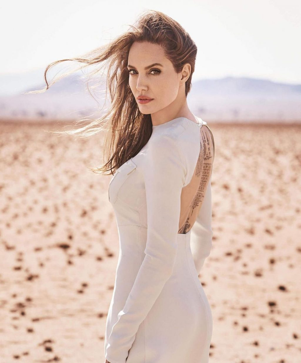Phương pháp ăn kiêng của sao nữ Angelina Jolie