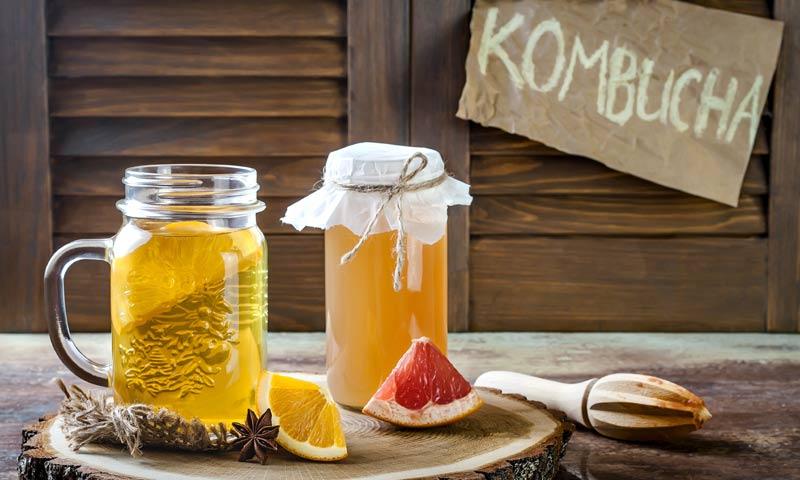 Kombucha - Thức uống tốt cho sức khỏe