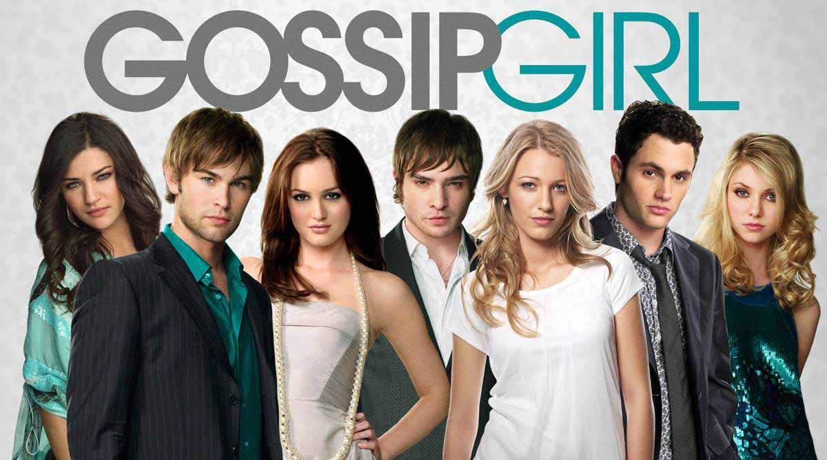 bộ phim gossip girl