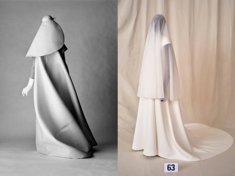 Bridal Balenciaga