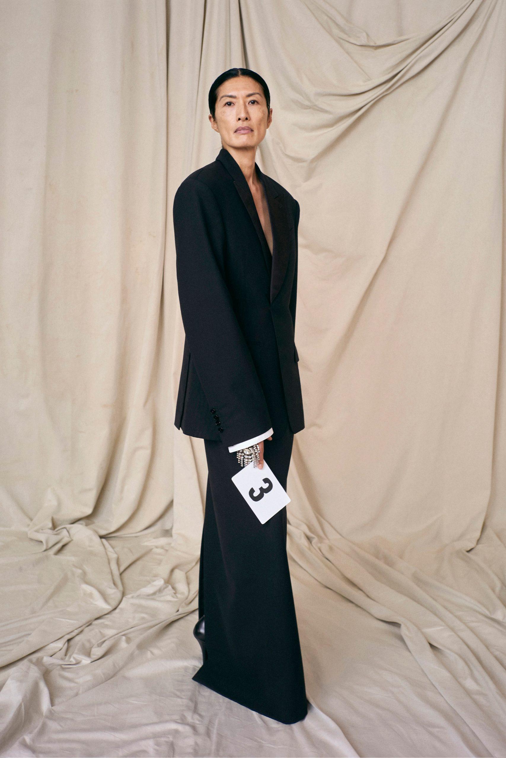Balenciaga Haute Couture look 3