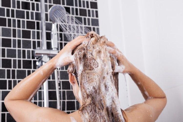 Tắm đúng cách theo đúng trình tự
