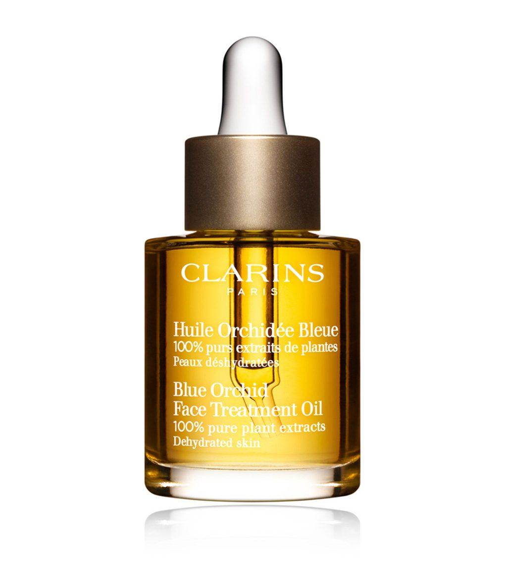 Dầu dưỡng da Clarins Lotus Face Treatment Oil