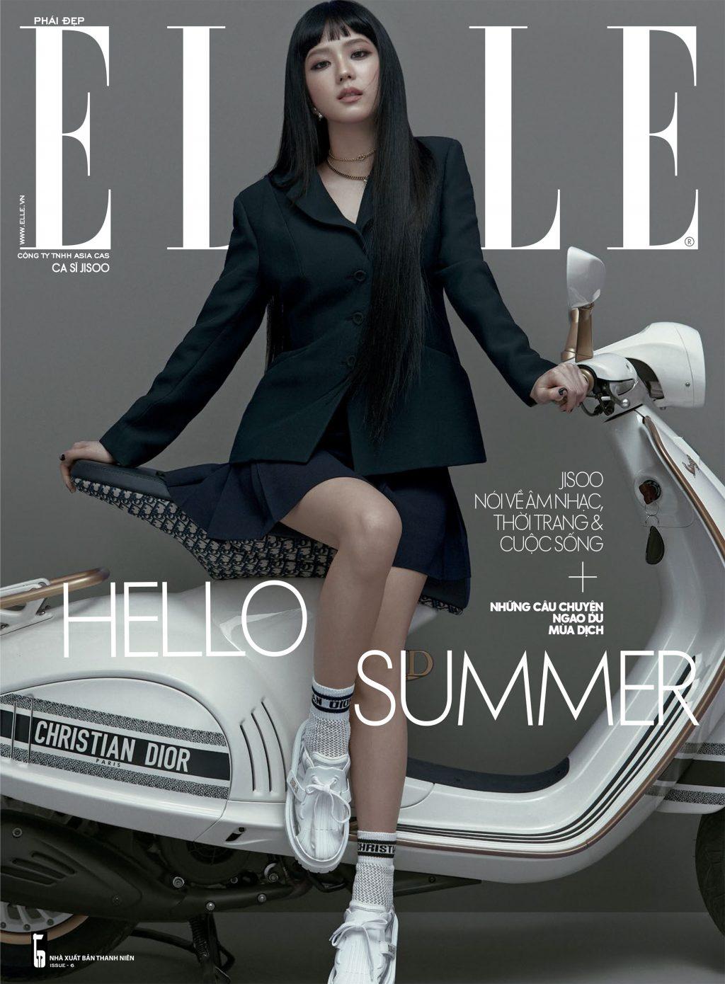 Tạp chí Phái đẹp gương mặt trang bìa