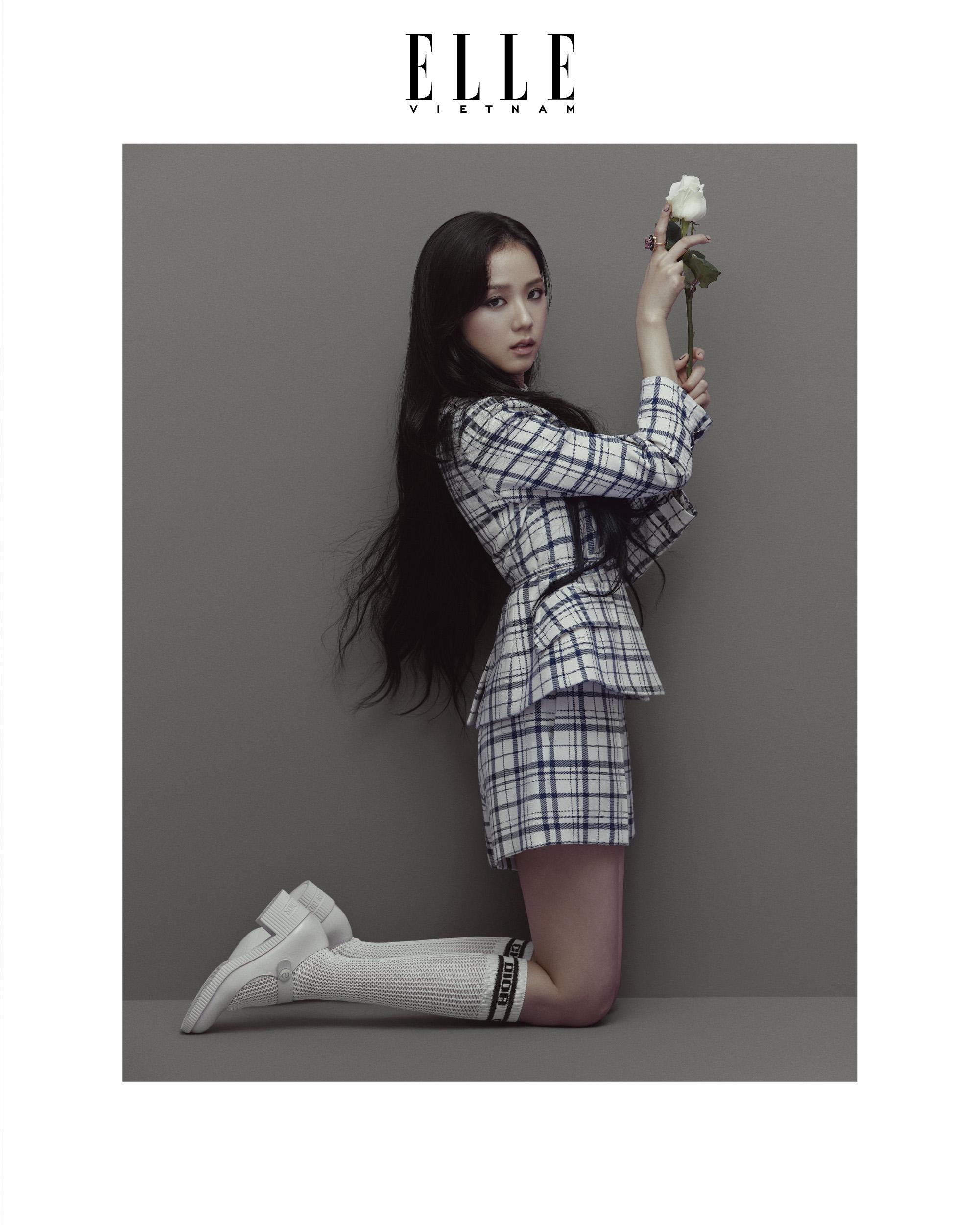 jisoo blackpink chụp ảnh thời trang