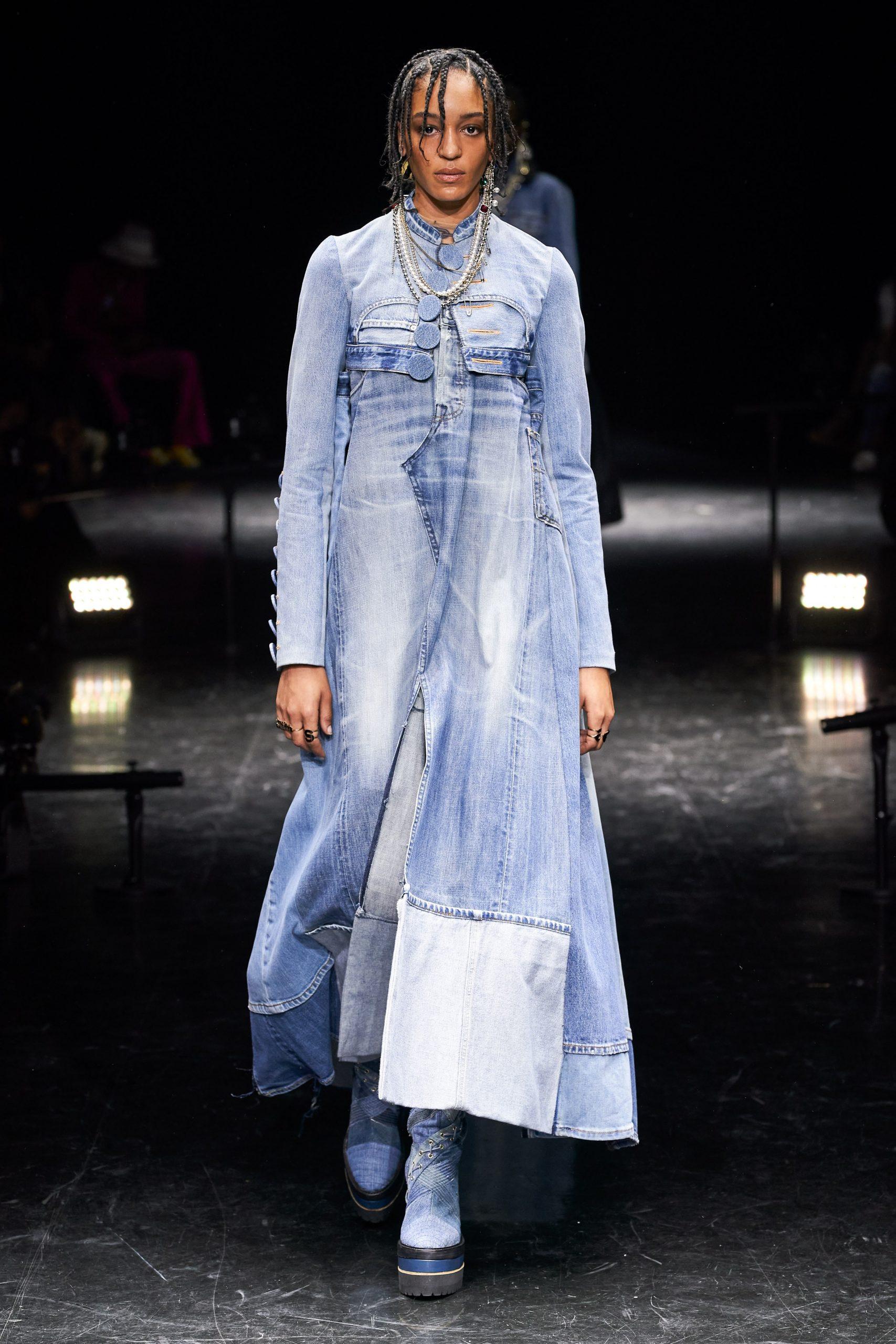 Denim Haute Couture