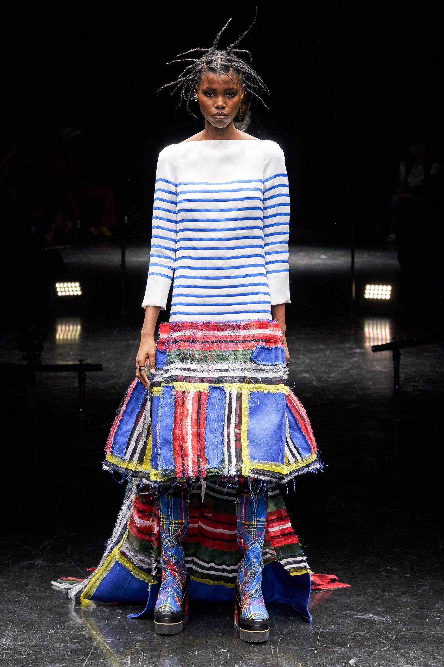 Kẻ sọc Haute Couture