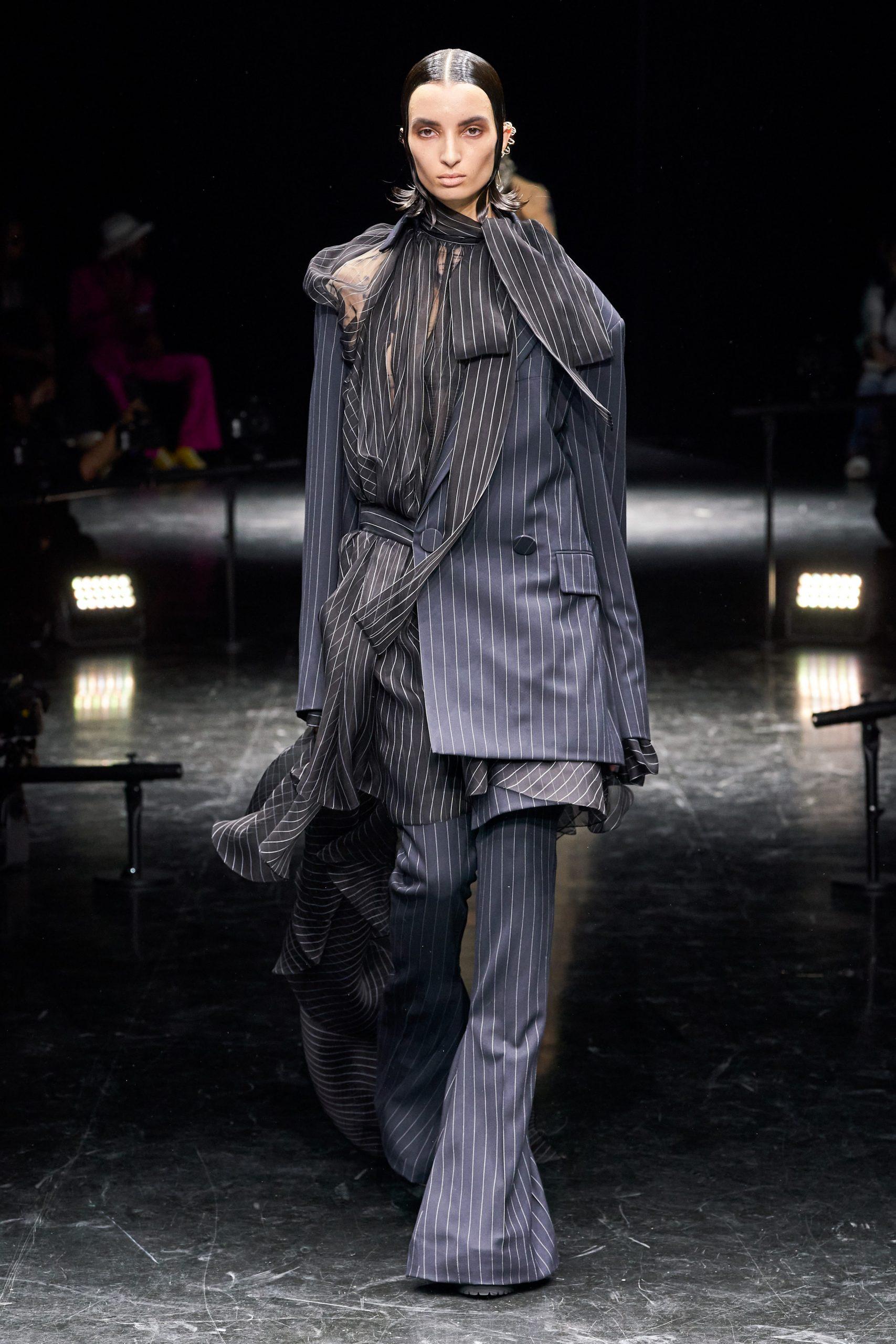 Suit Haute Couture Look 3