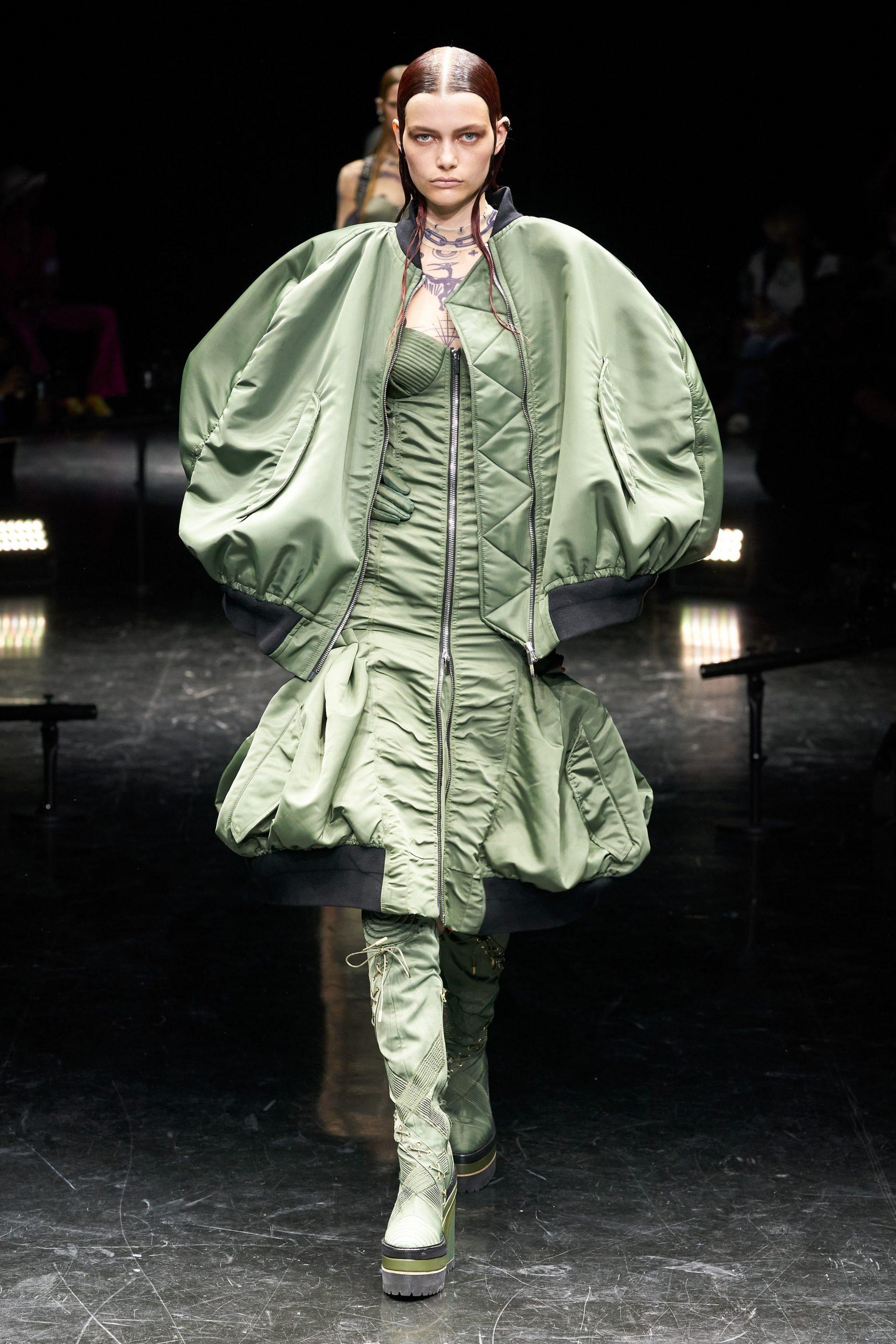 Haute Couture look 9
