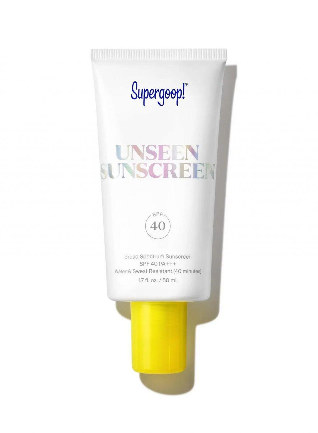 Kem chống nắng Unseen Sunscreen SPF 40