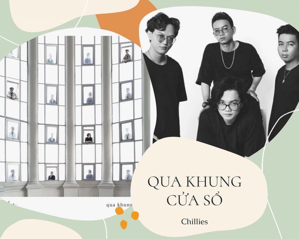 ban nhạc Chillies và album qua khung cửa sổ