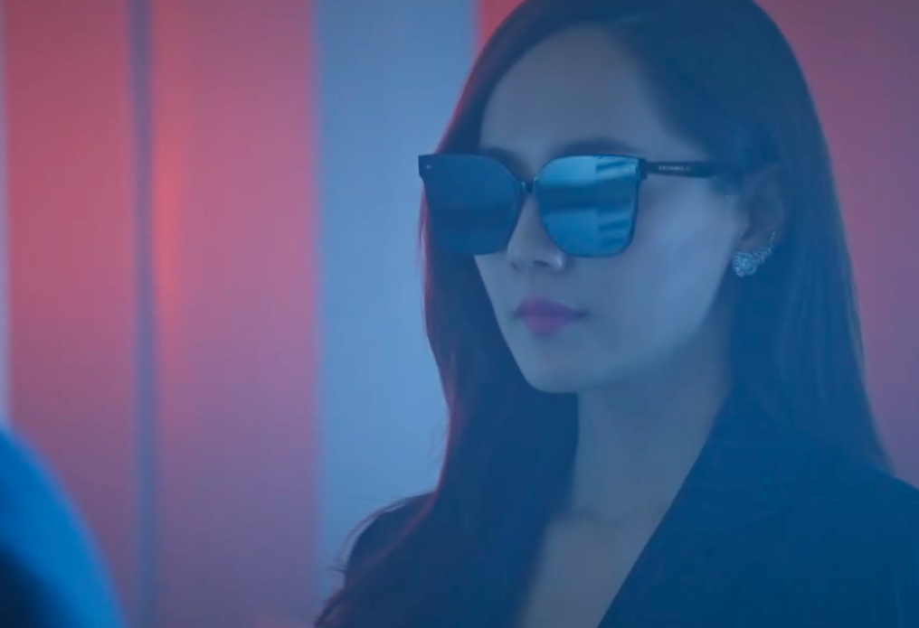 oh yoon hee kính gentle monster penthouse