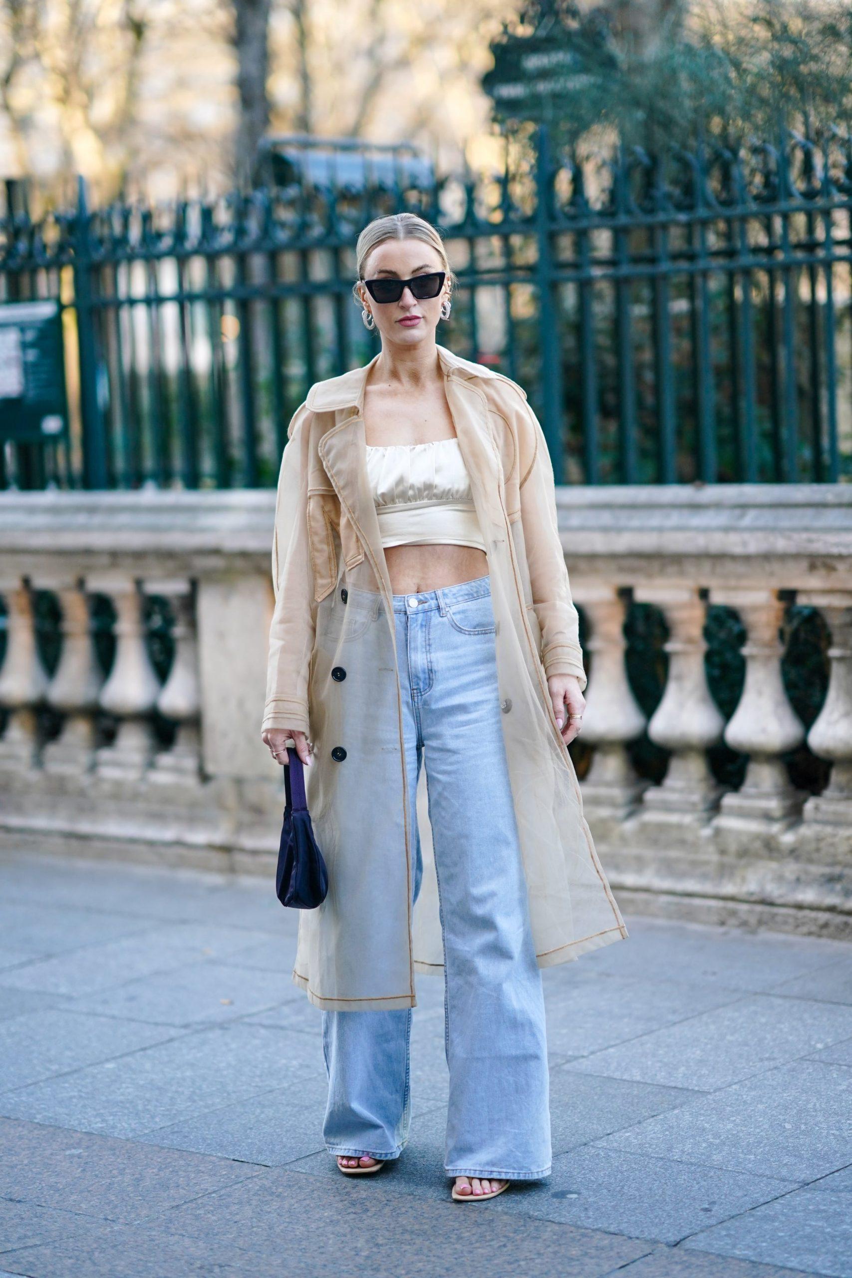 phối đồ baggy jeans