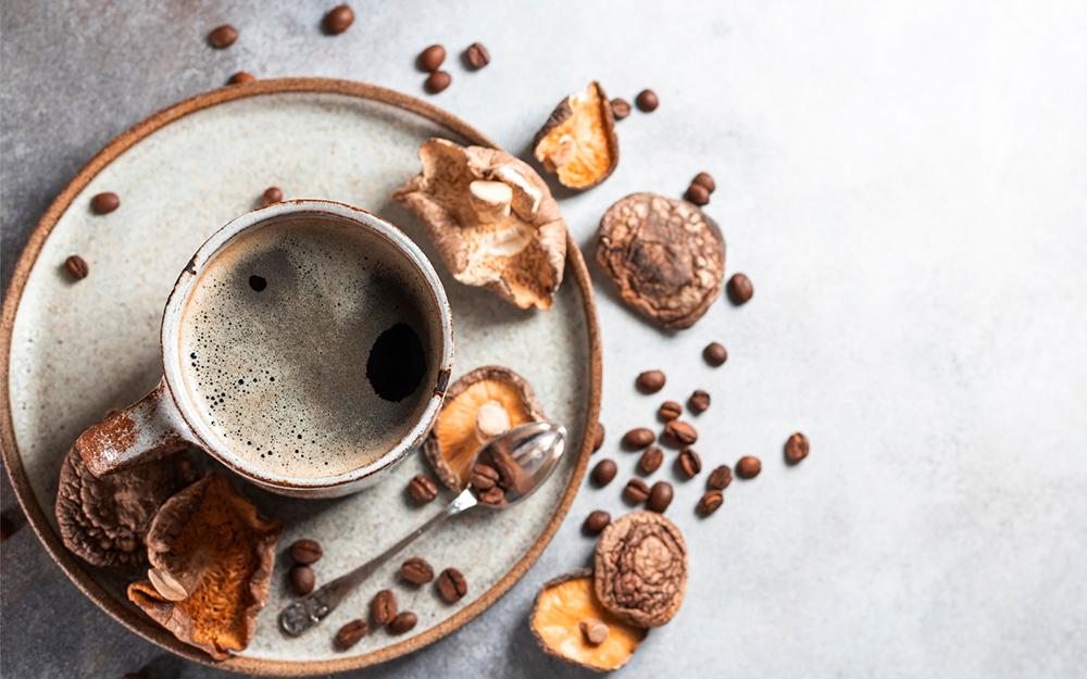 Cà phê nấm có lợi ích vượt trội cho sức khỏe