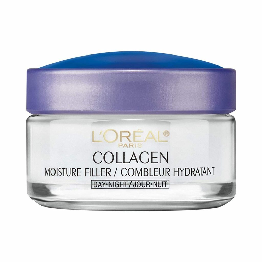 L'Oreal Collagen Moisturizer Filler Day-Night Cream