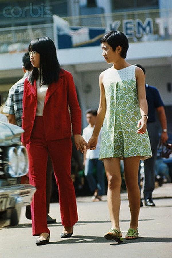 Thời trang phụ nữ Sài Gòn