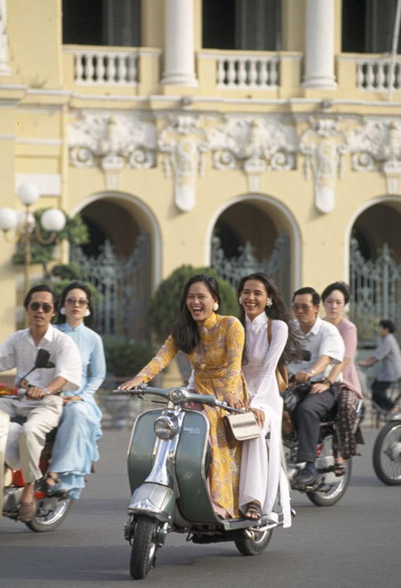 Thời trang Sài Gòn thập niên 90