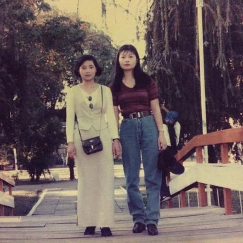 Thời trang phụ nữ Sài Gòn thập niên 90s