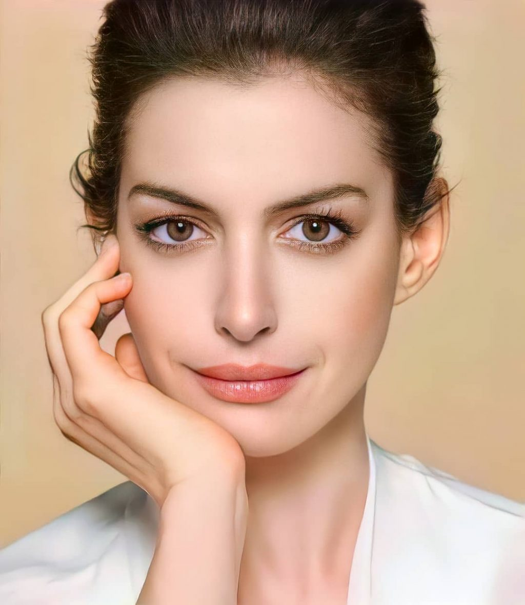 Bí quyết làm đẹp của Anne Hathaway