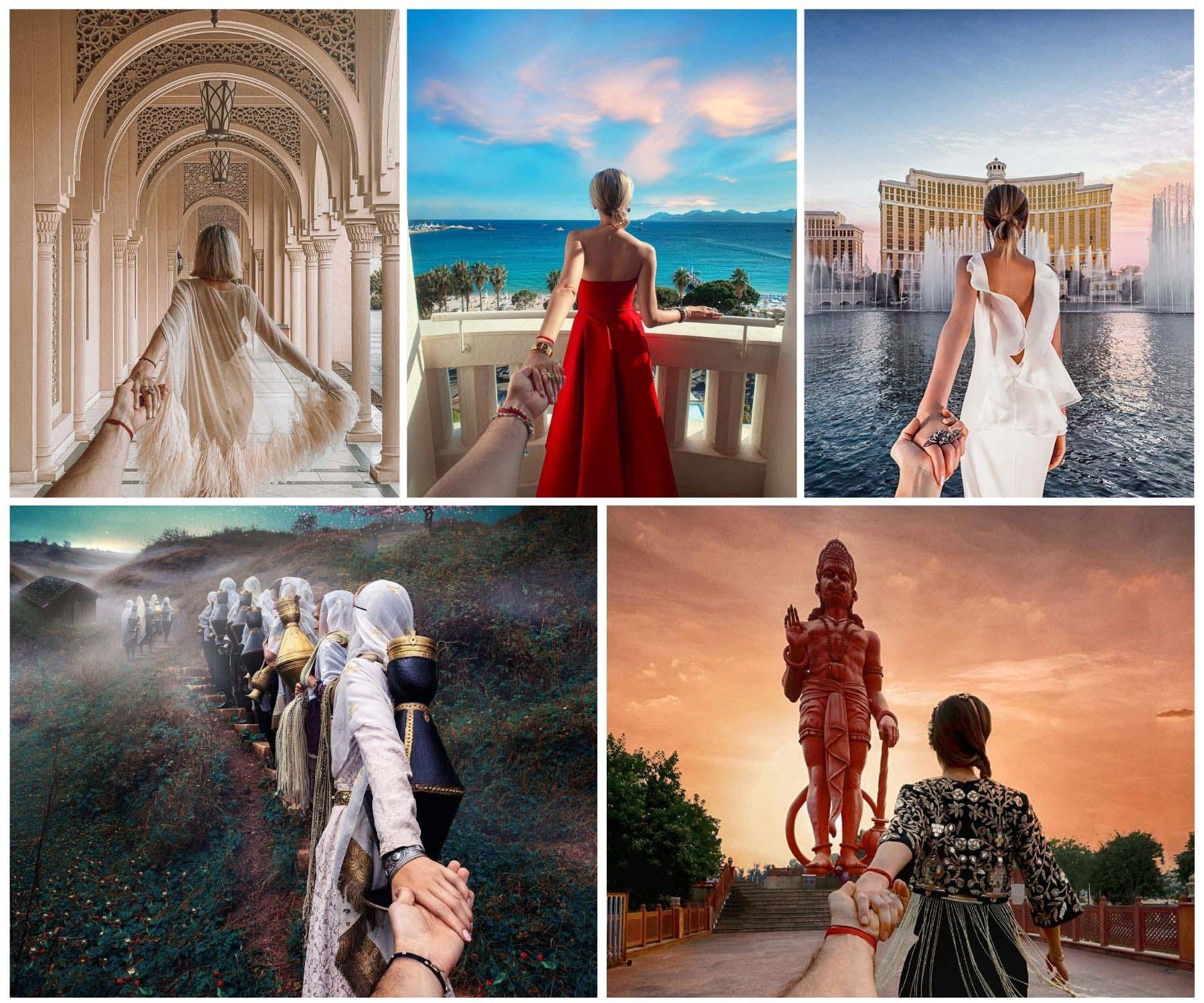 tài khoản instagram du lịch muradosmann