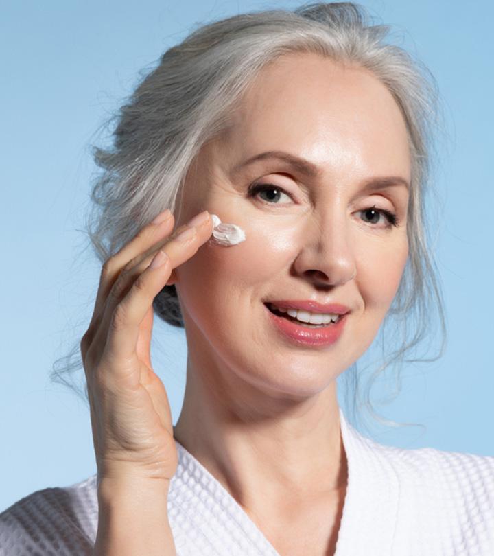Phương pháp chăm sóc da hoàn hảo cho phụ nữ ở tuổi 50