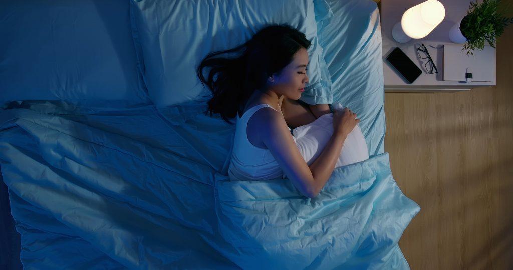 bản thân ngủ đủ giấc