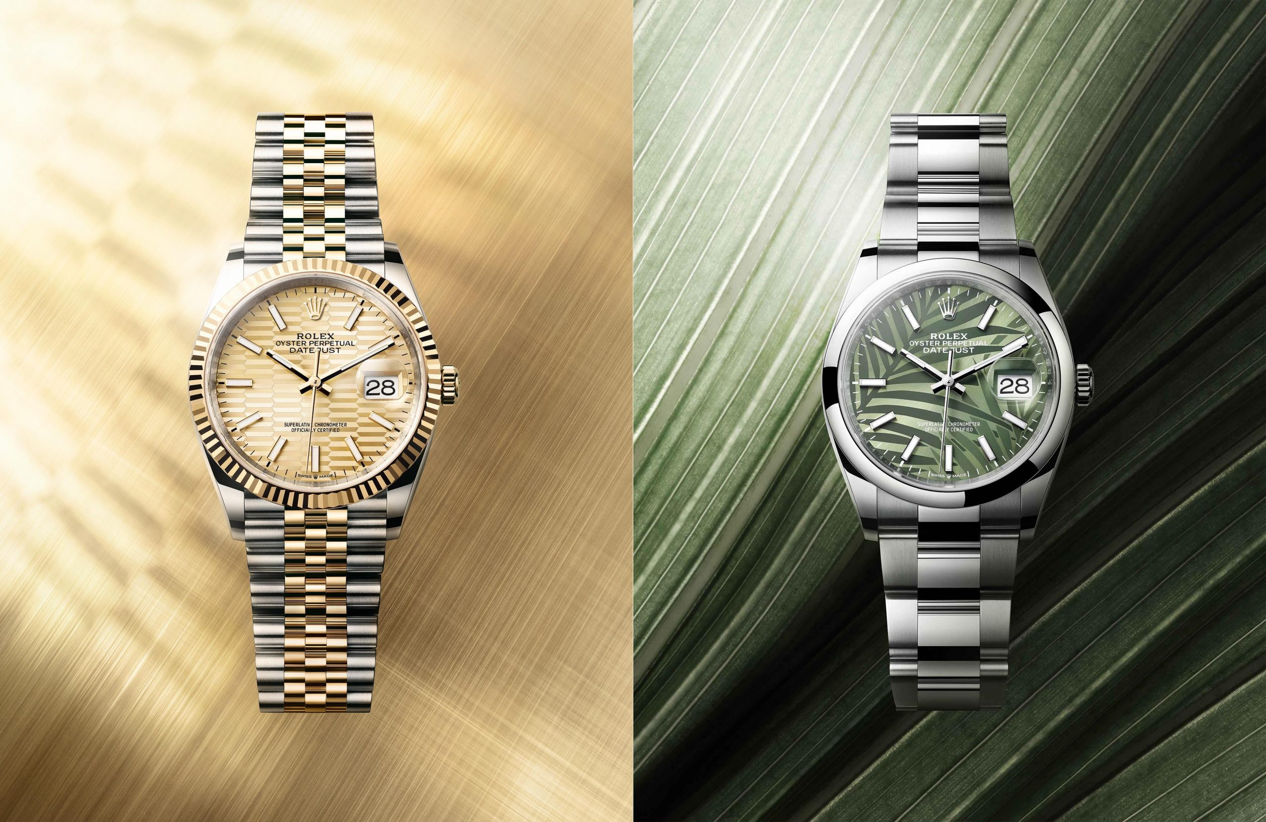 đồng hồ Oyster Perpetual Datejust 36 1