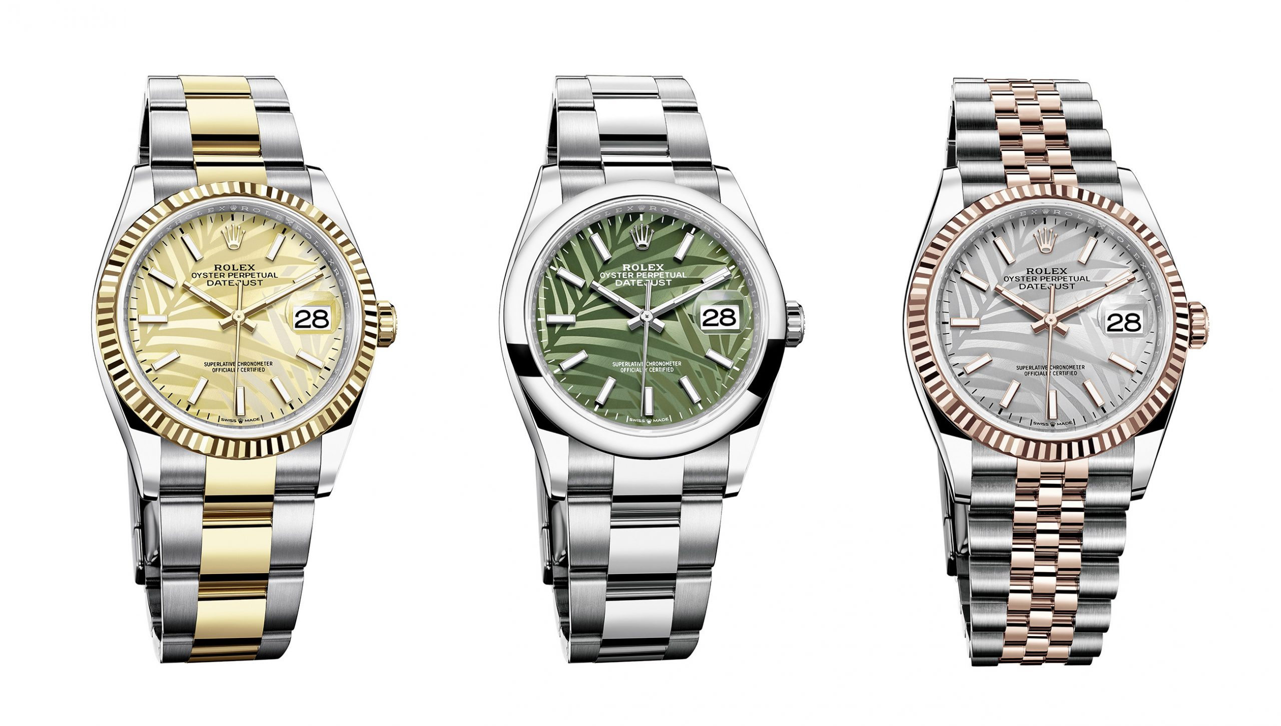 đồng hồ Oyster Perpetual Datejust 36 3