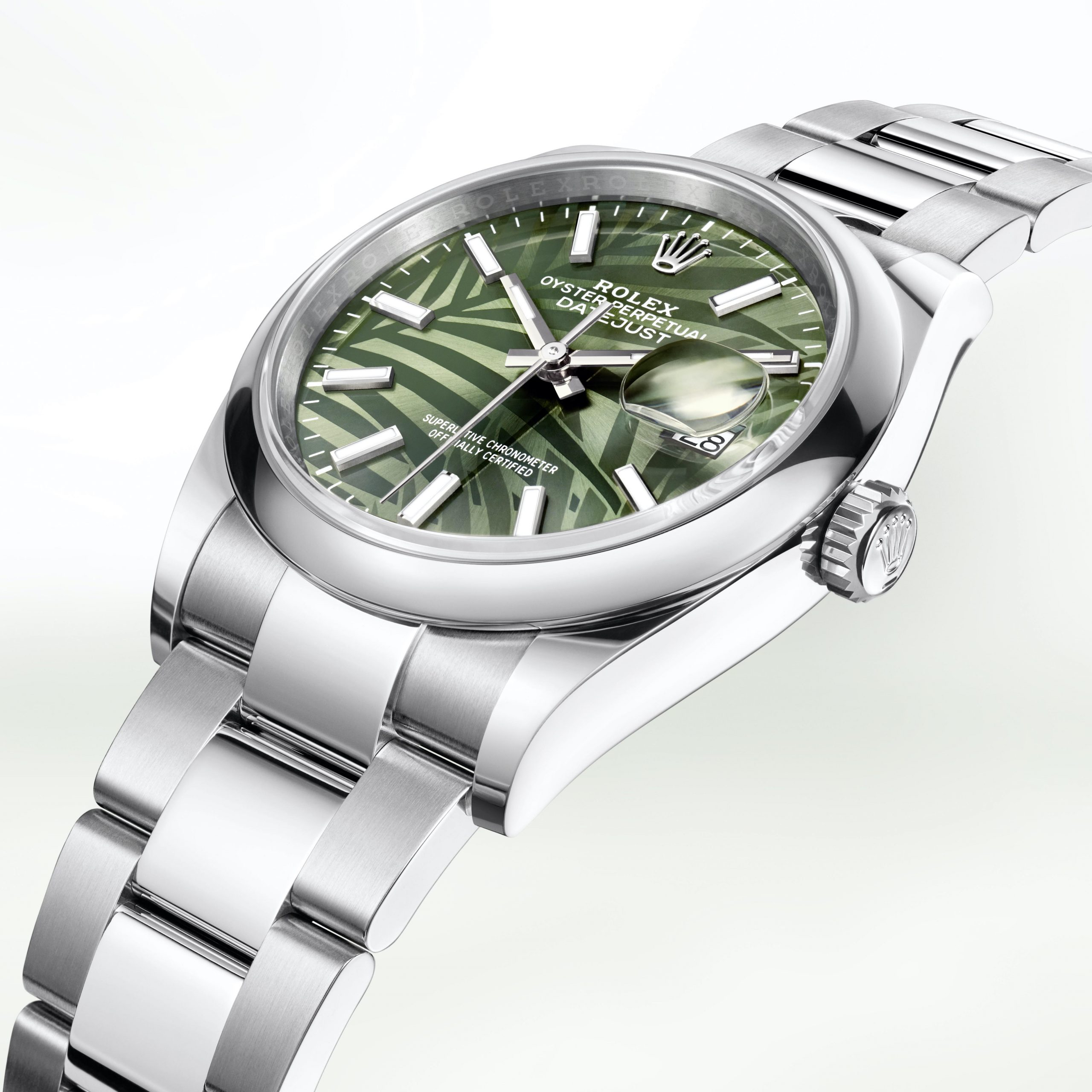 đồng hồ Oyster Perpetual Datejust 36 5