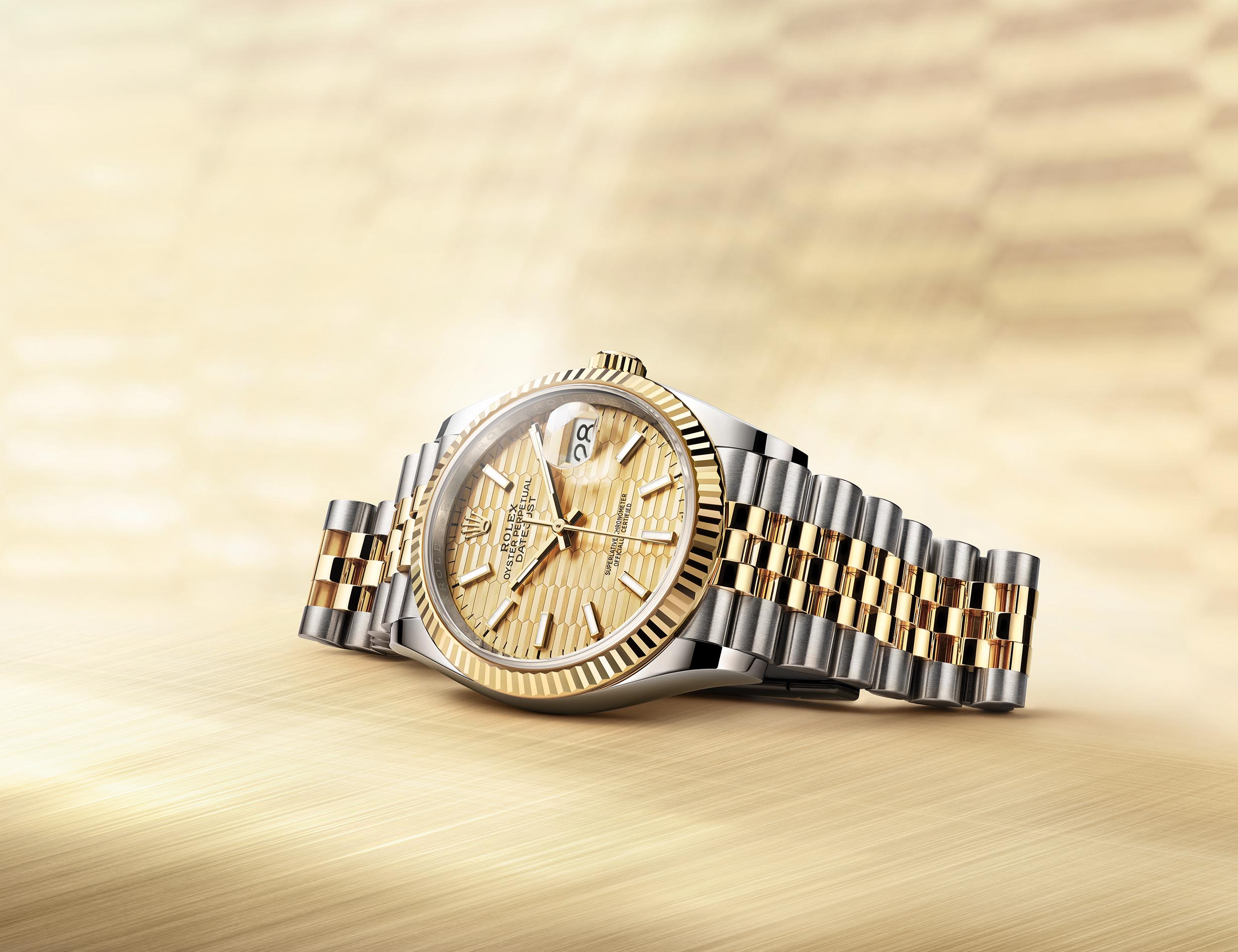 đồng hồ Oyster Perpetual Datejust 36 6